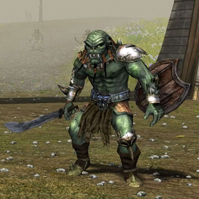 Warriors Fire And Ice Download: Sacred 2:Orc Warrior