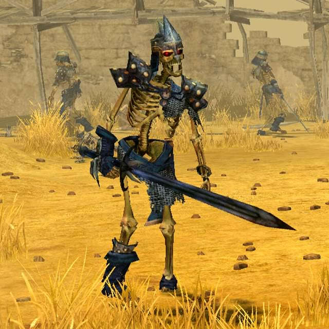 Warriors Fire And Ice Download: Sacred 2:Cursed Skeleton Warrior