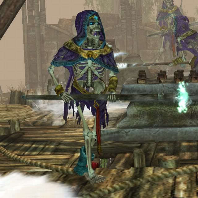 Warriors Fire And Ice Download: Sacred 2:Decaying Skeleton Warrior