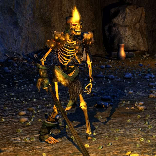 Warriors Fire And Ice Download: Sacred 2:Skeleton Warrior
