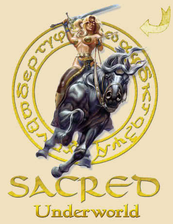 Sacred Sacred Underworld Gold / Князь Тьмы Князь тьмы Подземелье.